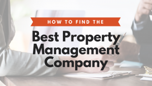 Windsor property management